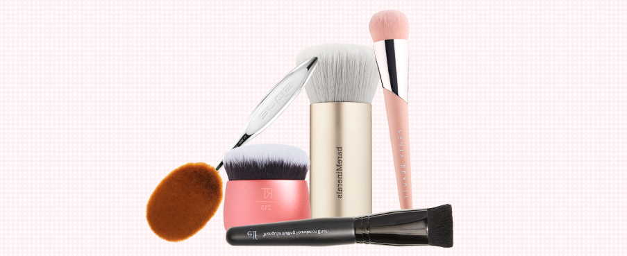 Brushes You Need For Mineral Foundation